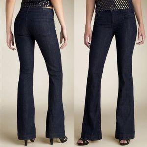 COH Hutton 251 high rise wide leg jeans